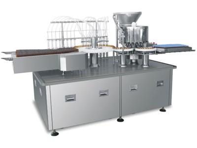 YGZ口服液灌轧机(正压灌装)