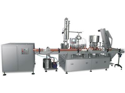 BPTJX50-500塑料瓶糖浆联动生产线