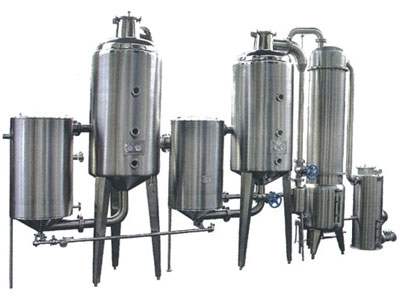 SNH(SN)系列双效浓缩器(自控排水)